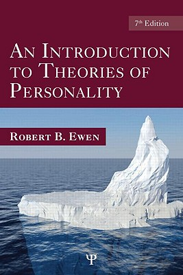 An Introduction to Theories of Personality By Ewen, Robert B.